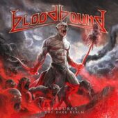 Bloodbound - Creatures Of The Dark Realm - CD-Cover