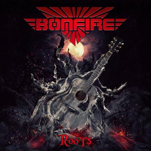 """Das Cover von """"Roots"""" von Bonfire"""