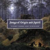 By The Spirits / Fellwarden / Mosaic / Osi And The Jupiter - Songs Of Origin And Spirit (Split) - CD-Cover
