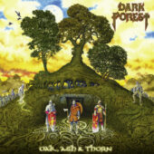 Dark Forest - Oak, Ash And Thorn - CD-Cover