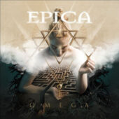 Epica - Omega - CD-Cover