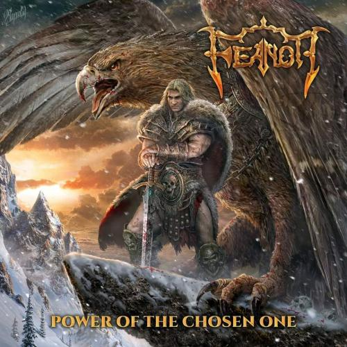 Feanor - Power Of The Chosen One - Cover