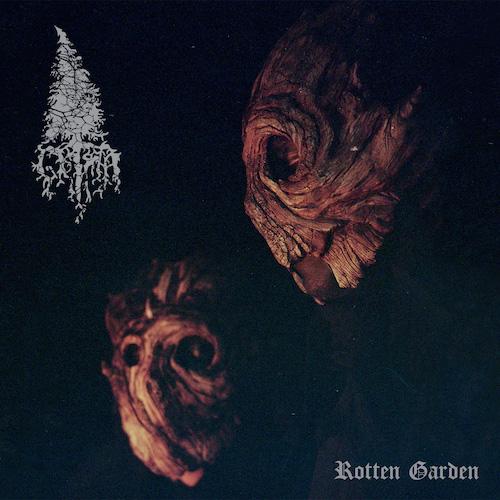 Cover - Grima – Rotten Garden