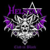 Helstar - Clad In Black - CD-Cover