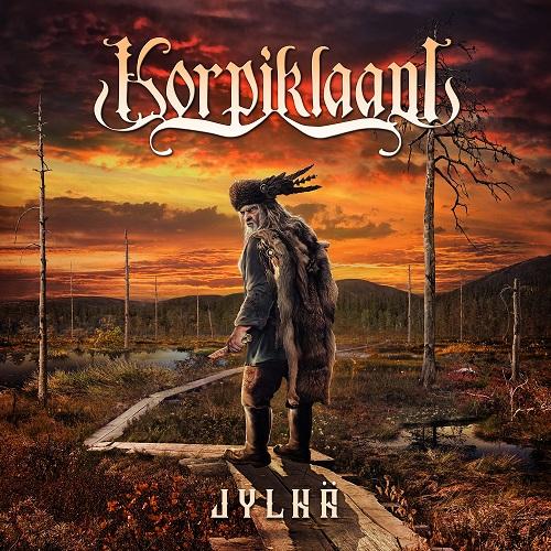 Korpiklaani - Jylhä - Cover