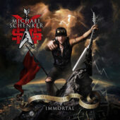 MSG - Immortal - CD-Cover