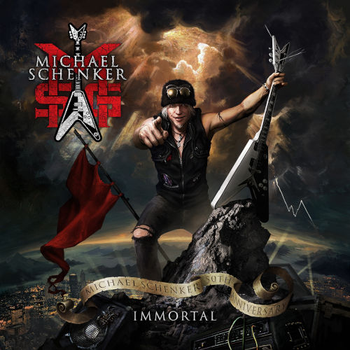 Cover - MSG – Immortal