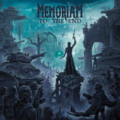 Memoriam - To The End - CD-Cover