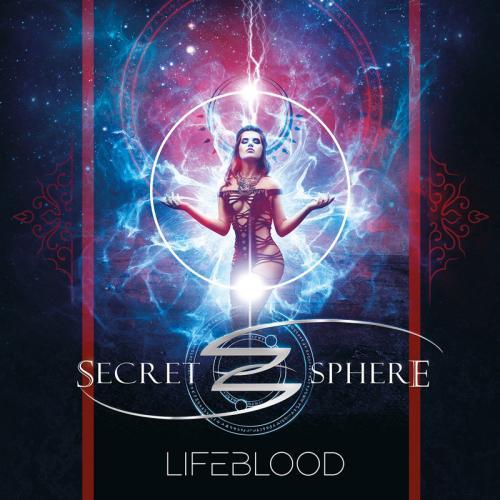"""Das Cover von """"Lifeblood"""" von Secret Sphere"""