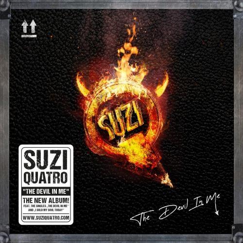 "Das Cover von ""The Devil In Me"" von Suzi Quatro"