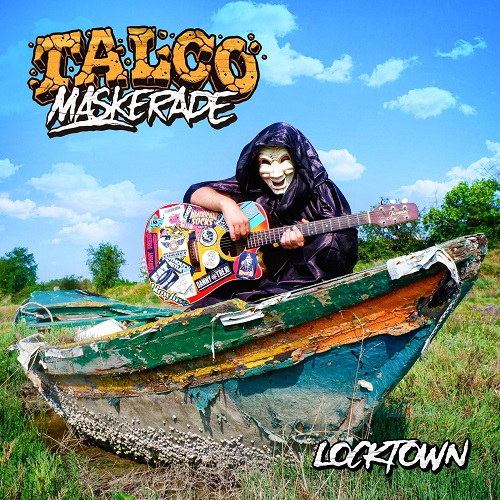 Cover - Talco Maskerade – Locktown