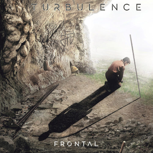 """Das Cover von """"Frontal"""" von Turbulence"""