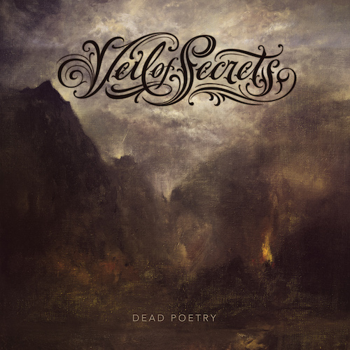 Veil Of Secrets - Dead Poetry - Cover