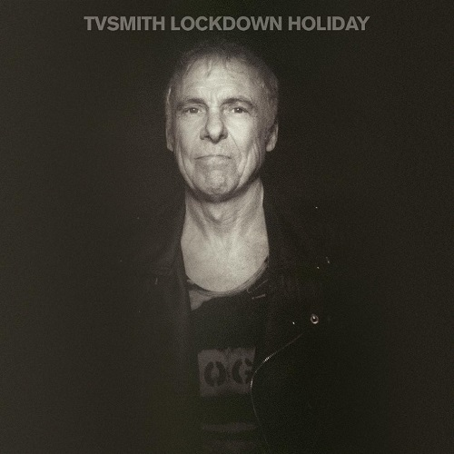 Cover - TV Smith – Lockdown Holiday