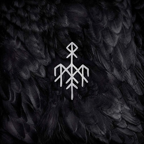 Wardruna - Kvitravn - CD-Cover