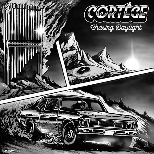Cover - Cortége – Chasing Daylight (EP)