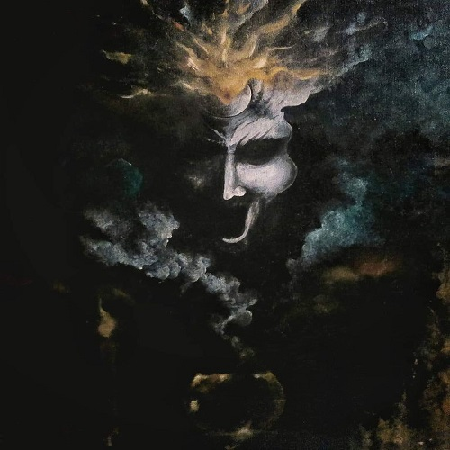 Cover - Ævangelist – Dream An Evil Dream III