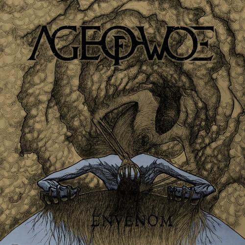 Age Of Woe - Envenom - Cover