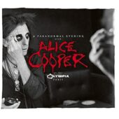 Alice Cooper - A Paranormal Evening At The Olympia Paris - CD-Cover