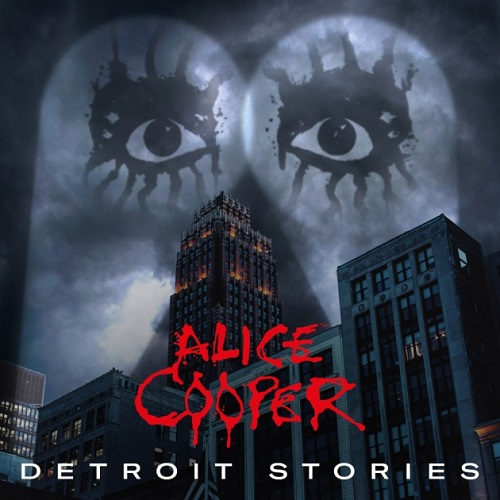 Cover - Alice Cooper – Detroit Stories