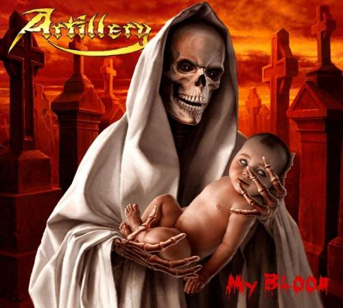 Cover - Artillery – My Blood