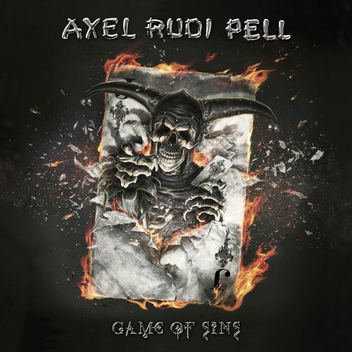 Cover - Axel Rudi Pell – Game Of Sins