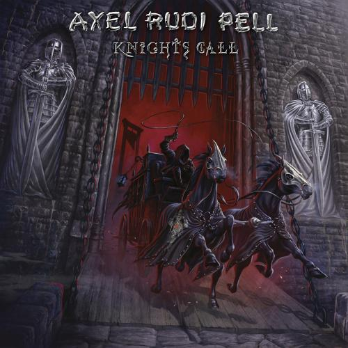 Cover - Axel Rudi Pell – Knights Call