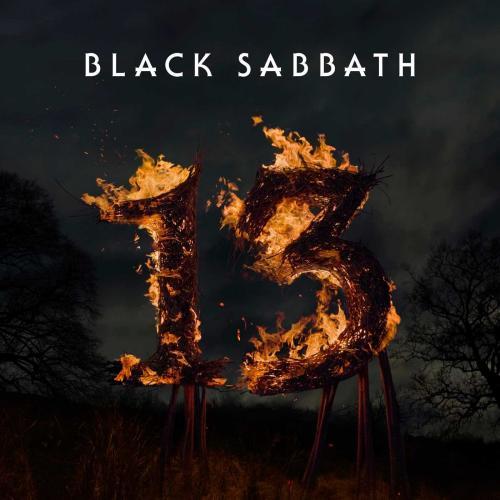 Cover - Black Sabbath – 13