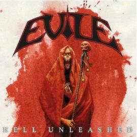 """Das Cover von """"Hell Unleashed"""" von Evile"""