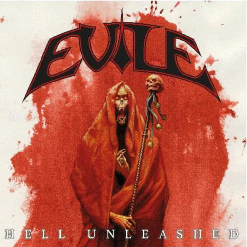 Cover - Evile – Hell Unleashed