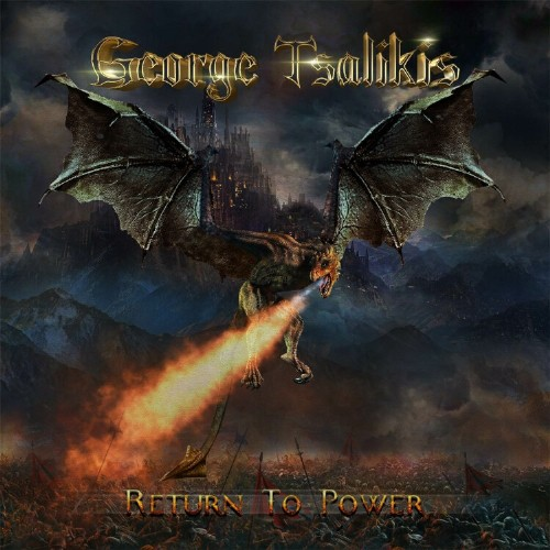 Cover - George Tsalikis – Return To Power