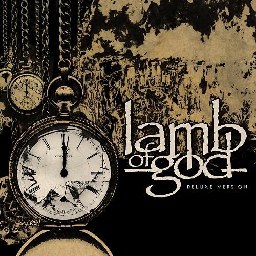Lamb Of God - Live In Richmond, VA - Cover