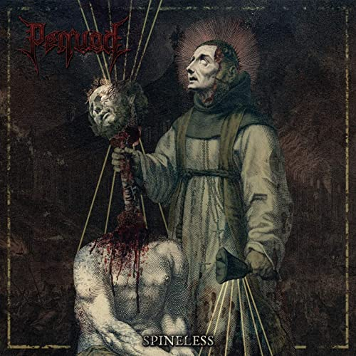 Cover - Pequod – Spineless