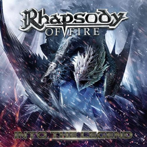 Cover - Rhapsody Of Fire – Into The Legend
