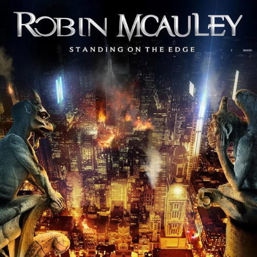 Cover - Robin McAuley – Standing On The Edge