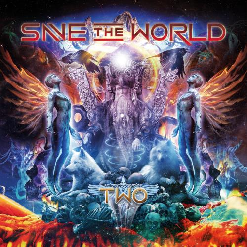 "Das Cover von ""Two"" von Save The World"