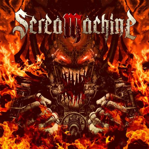 Cover - Screamachine – Screamachine