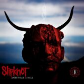Slipknot - Antennas To Hell - CD-Cover