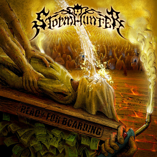 Cover - Stormhunter – Ready For Boarding (EP)