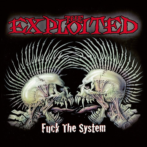 Cover - The Exploited – Fuck The System