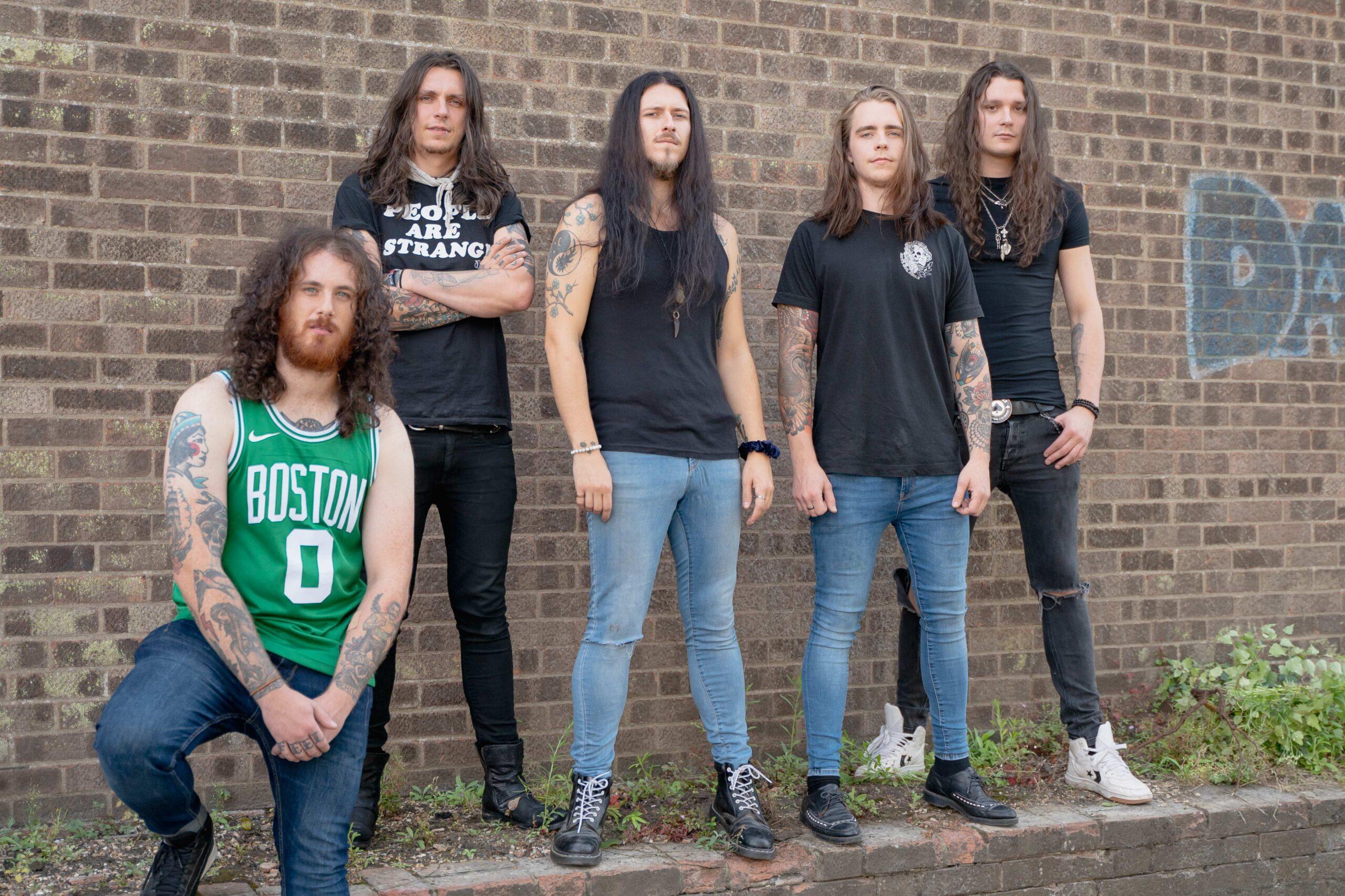 Ein Foto der Hard-Rock-Band The Treatment