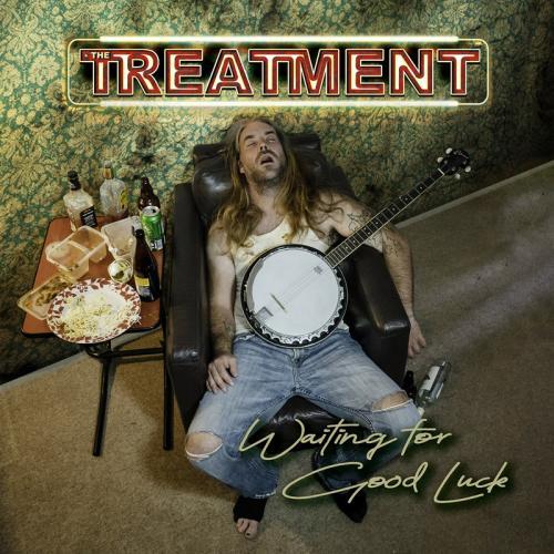 """Das Cover von """"Waiting For Good Luck"""" von The Treatment"""