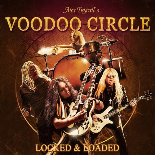 Cover - Voodoo Circle – Locked & Loaded