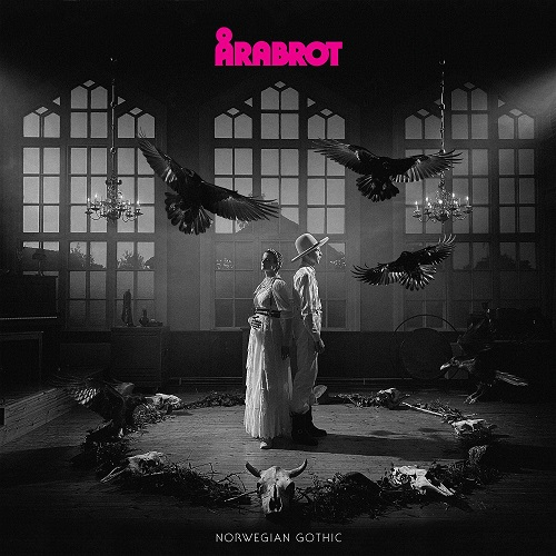 Cover - Arabrot – Norwegian Gothic
