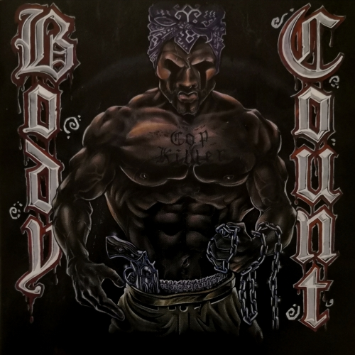 Cover - Body Count – Body Count