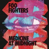 Foo Fighters - Medicine At Midnight - CD-Cover