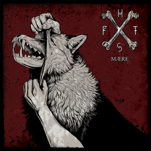 Cover - Harakiri For The Sky – Mære