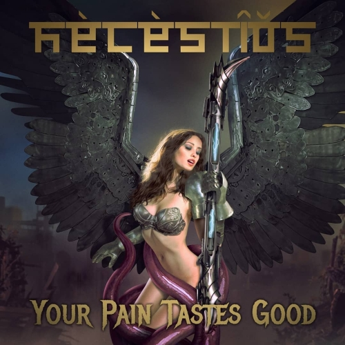 Cover - Helestios – Your Pain Tastes Good