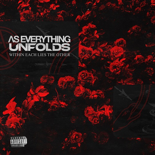 Cover - As Everything Unfolds – Within Each Lies The Other