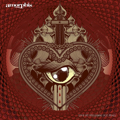 Cover - Amorphis – Live At Helsinki Ice Hall